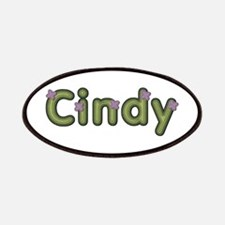 Cindy Spring Green Patch