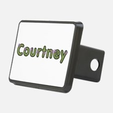 Courtney Spring Green Hitch Cover