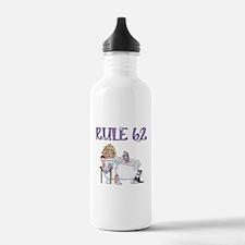 RULE 62 Water Bottle