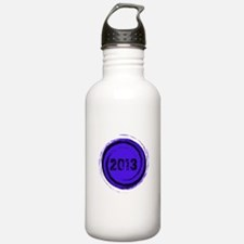 Cool 2013 Graduation Water Bottle