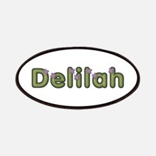 Delilah Spring Green Patch