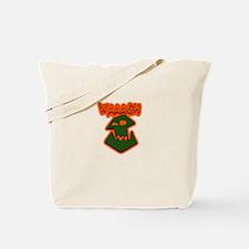 Orkz Waaagh! Tote Bag