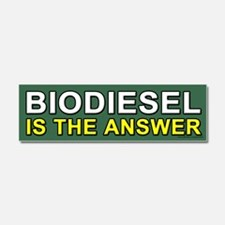 Biodiesel Is The Answer (magnet)