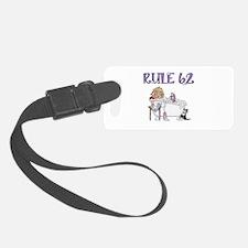 RULE 62 Luggage Tag