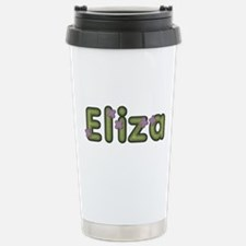 Eliza Spring Green Travel Mug