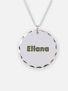Eliana Spring Green Necklace