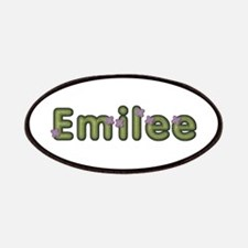 Emilee Spring Green Patch