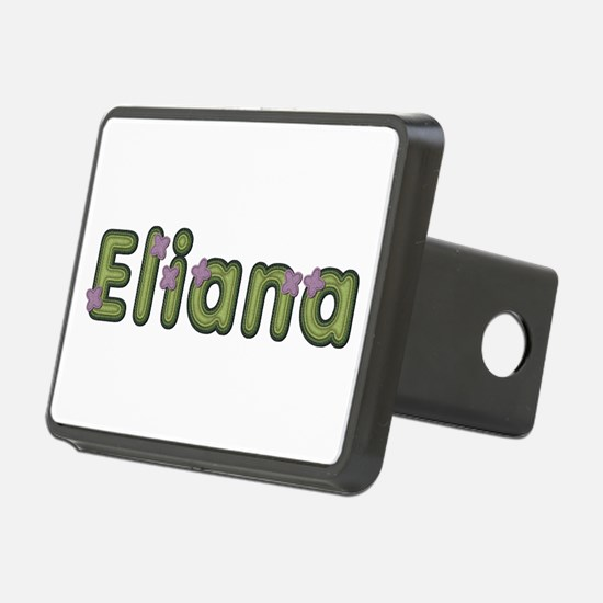 Eliana Spring Green Hitch Cover