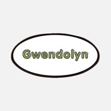 Gwendolyn Spring Green Patch