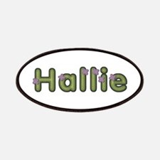 Hallie Spring Green Patch