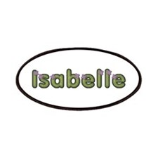 Isabelle Spring Green Patch