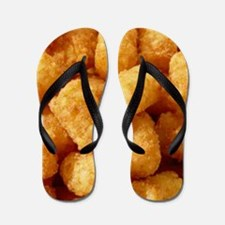 Cool French fries Flip Flops