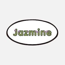 Jazmine Spring Green Patch