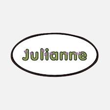 Julianne Spring Green Patch