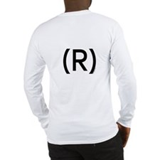 (R) Long Sleeve T-Shirt