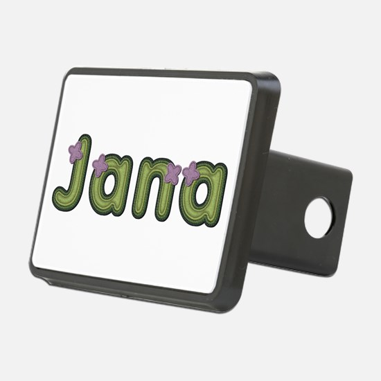 Jana Spring Green Hitch Cover