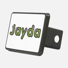 Jayda Spring Green Hitch Cover