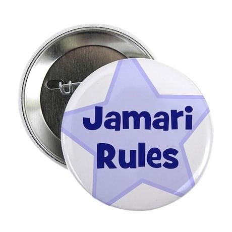 "Jamari Rules 2.25"" Button (10 pack)"