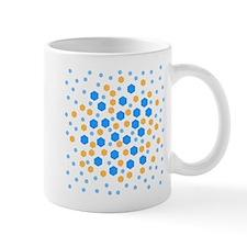 Hexagons Design. Mug