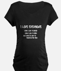 I Love Everyone T-Shirt