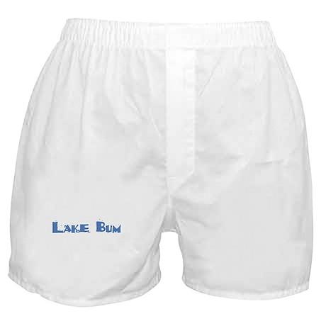 Lake Bum Boxer Shorts
