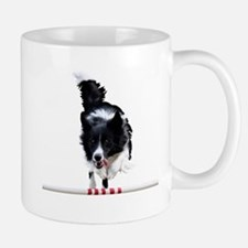 Border Collie jump Mug
