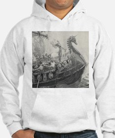 Funny Antique boat Hoodie