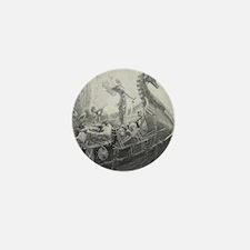 Cute Mythology Mini Button (10 pack)
