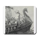 Mythology Mouse Pads