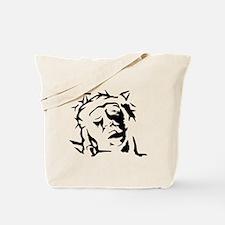 Jesus Silhouette Tote Bag