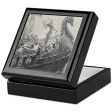 Unique Fantasy Keepsake Box