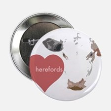 Heart Hereford Button