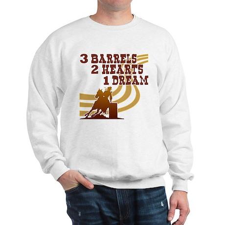 Barrel racing hoodies