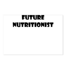 FUTURE NUTRITIONIST Postcards (Package of 8)