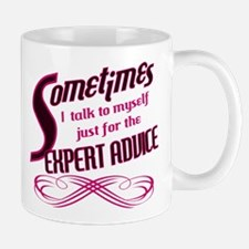 Expert Advice Mug