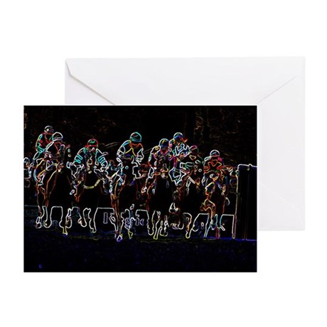 Steeplechase Greeting Cards (Pk of 10)