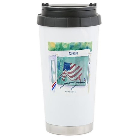 Mail Truck Travel Mug
