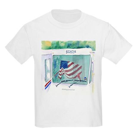 Mail Truck T-Shirt