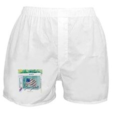 Mail Truck Boxer Shorts