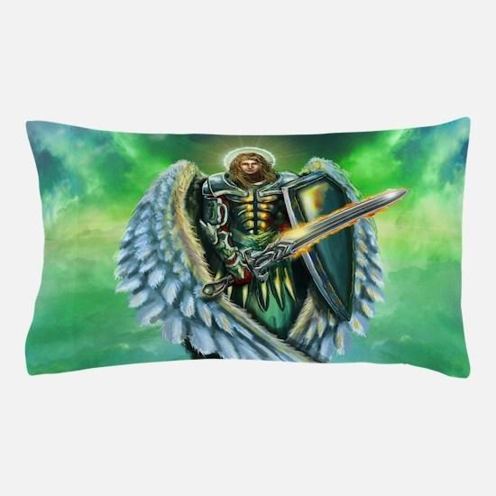 Angel Michael Pillow Case