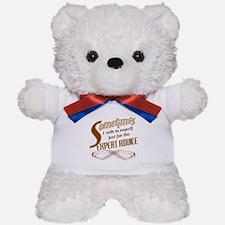 Talk to Myself Teddy Bear
