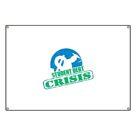 Student Debt Crisis Banner