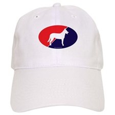 France Flag Beauceron Baseball Cap