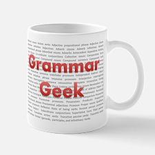 Grammar Geek Mug