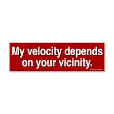 My Velocity (magnet)