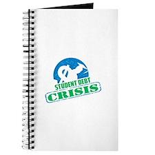 Student Debt Crisis Logo Journal