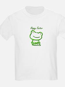 Cute Hoppy Easter Frog T-Shirt