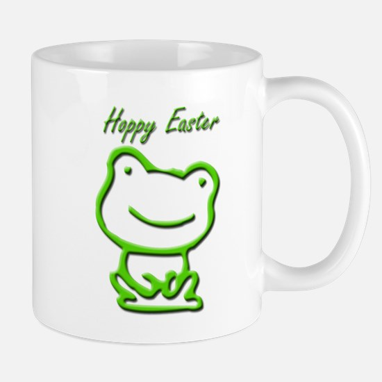 Cute Hoppy Easter Frog Mug