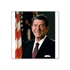 President Ronald Reagan Sticker