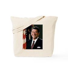 President Ronald Reagan Tote Bag